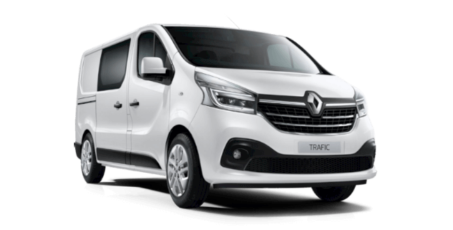 Renault Trafic Crew Short Base