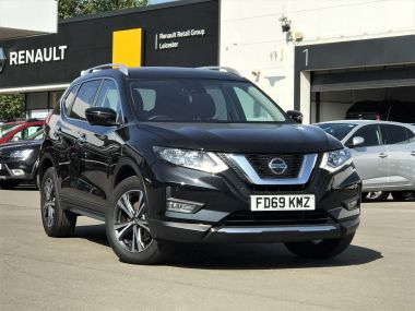 Nissan X-trail Diesel Station Wagon 1.7 Dci N-connecta Suv 5dr Diesel Manual (s/s) (150 Ps)