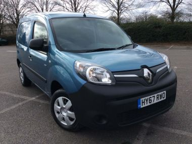 Renault Kangoo Ze Electric Ze 33kwh Business Auto L2 H1 N/a 5dr (i)