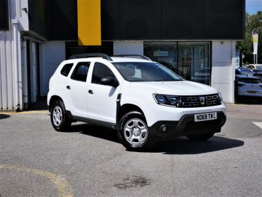 Dacia Duster Estate 1.0 Tce Essential Suv 5dr Petrol Manual (s/s) (100 Ps)