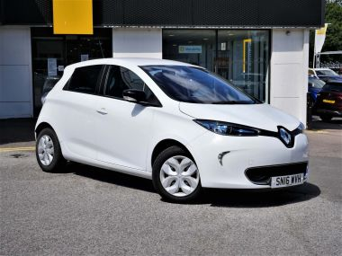 Renault Zoe 22kwh Expression Auto 5dr (i)