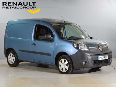 Renault Kangoo Ze Electric Ze 33kwh Business Panel Van 5dr Electric Auto L2 H1 N/a (i) (60 Ps)