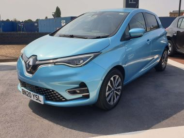 Renault Zoe Hatchback R135 52kwh Gt Line Auto 5dr (i, Rapid Charge)