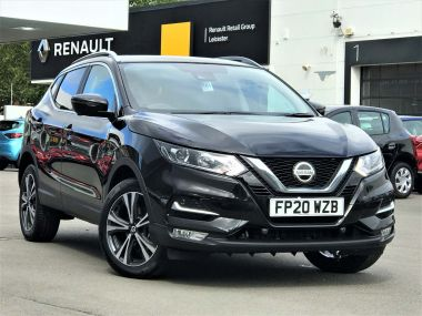 Nissan Qashqai Diesel Hatchback 1.5 Dci N-connecta Suv 5dr Diesel Manual (s/s) (115 Ps)