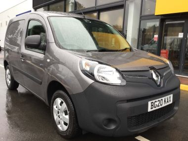 Renault Kangoo Ze Electric Ze Ml20 33kwh Business Auto L2 H1 N/a 4dr (i)