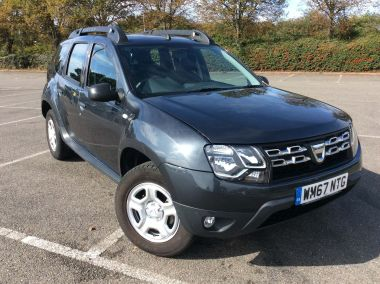 Dacia Duster Estate 1.6 Sce Ambiance (s/s) 5dr