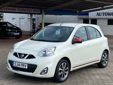 Nissan Micra Hatchback 1.2 Tekna Hatchback 5dr Petrol Manual (glass Roof) (115 G/km, 97 Bhp)
