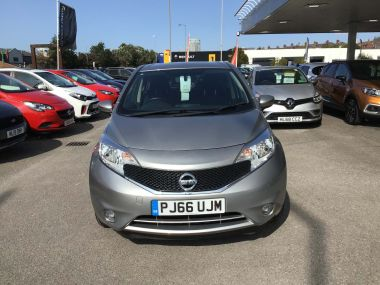 Nissan Note Hatchback Special Editions 1.2 Acenta Limited Edition Hatchback 5dr Petrol Manual (109 G/km, 79 Bhp)