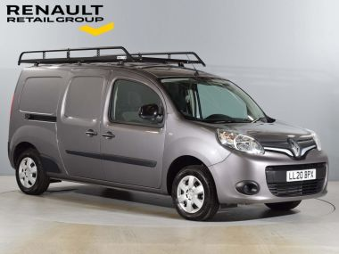 Renault Kangoo Maxi Diesel 1.5 Dci Energy Ll21 Business+ Panel Van 6dr Diesel Manual L3 H1 Eu6 (s/s) (115 Ps)