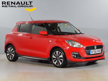 Suzuki Swift Hatchback Special Editions 1.2 Dualjet Attitude Hatchback 5dr Petrol Manual (s/s) (90 Ps)