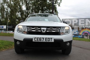 Dacia Duster Estate 1.6 Sce Ambiance Suv 5dr Petrol (s/s) (115 Ps)